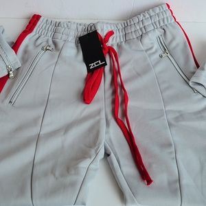 Jogging Pants.New in pkg/Grey and Red